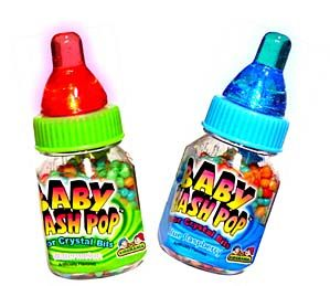 Baby Bottle Candy