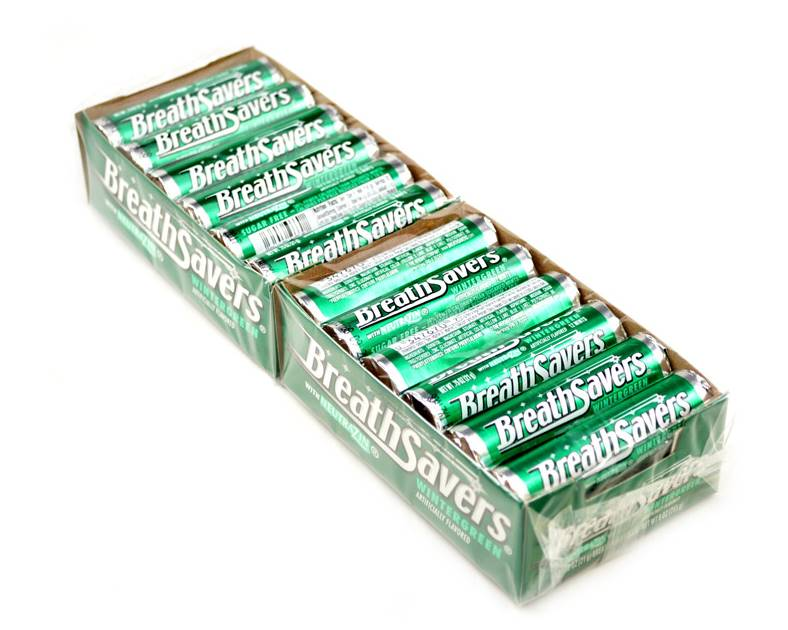 Sugar Free Breath Mints
