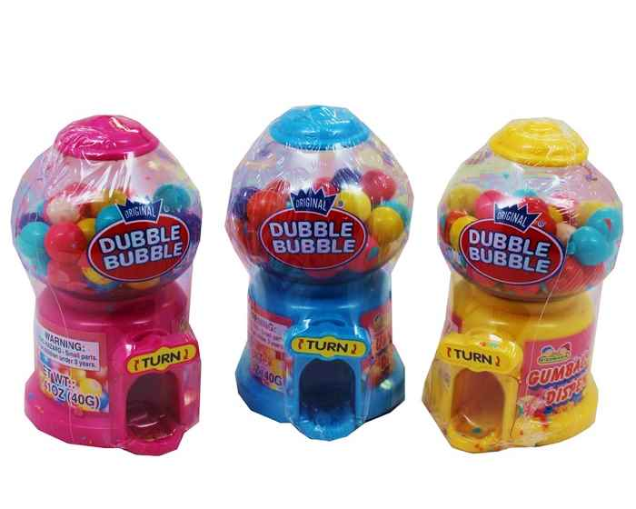 Bubble Gum Dispensers