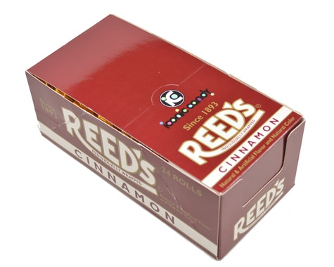 Reed's Hard Candy Rolls