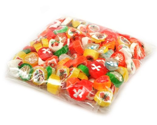 christmas candy bags - Christmas Candy Bags
