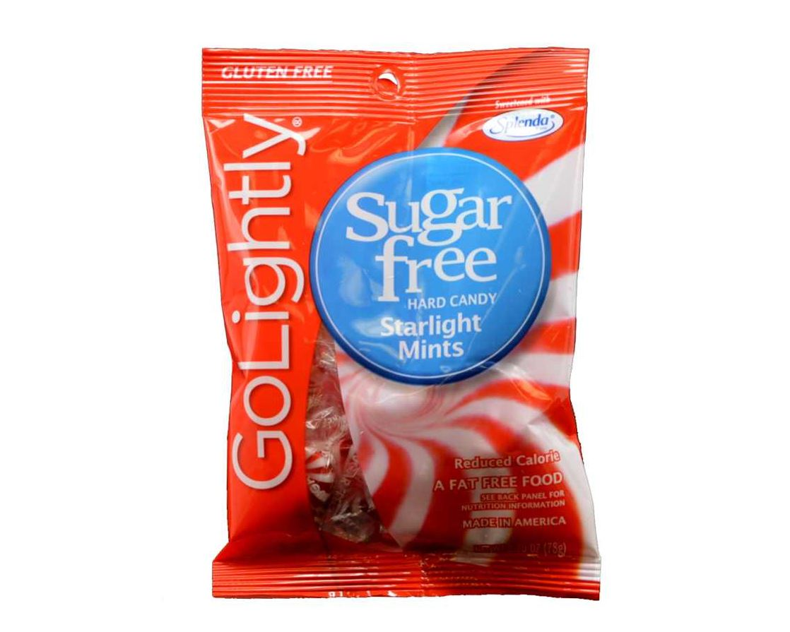 Go Lightly Sugar Free Candy