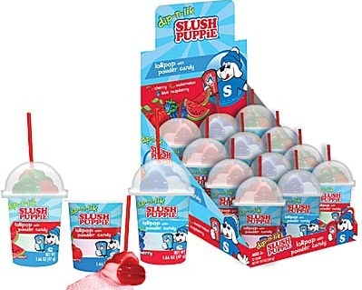 Slush Puppy Candy