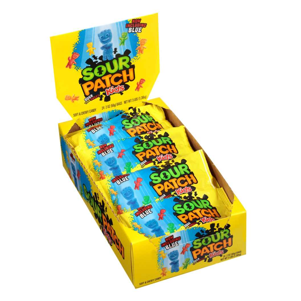 Sour Patch Kids Box