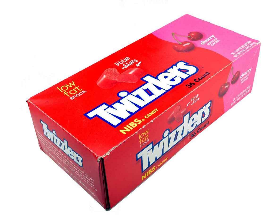 Twizzlers Licorice