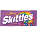 Wild Berry and Wild Fruit Flavored Candy