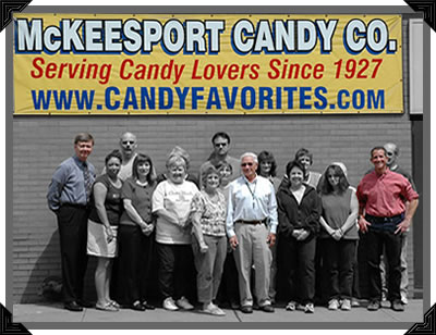 Our Trained Candy Specialists