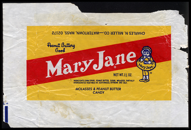 Mary Jane Wrapper