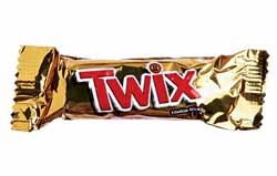 Twix Fun size Bars