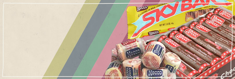 Shop for NECCO Candy!