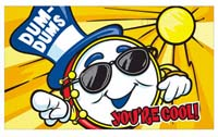 A Dum Dum Lollipop Advertisement