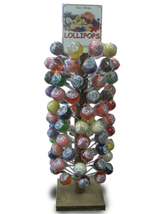 Our Gourmet Lollipops come in 24 colorful and delicious flavors!
