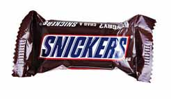 Snickers Mini Bite Size Candy Bars - 3 lb. - Candy Favorites