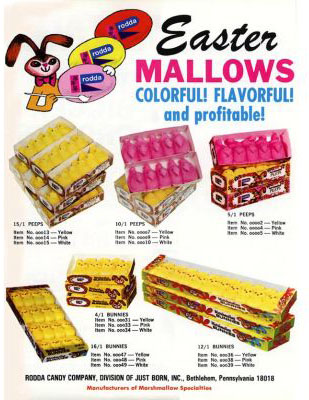 Easter Mallows