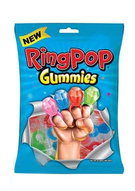 Gummi Ring Pops