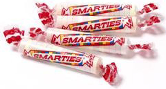 A Smarties History